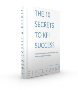 The 10 Secrets to KPI Success Program