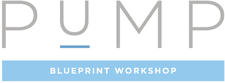 The PuMP Performance Measure Blueprint Workshop logo image