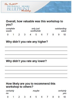 The Minimalist Method For Customer Surveys
