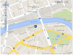 Quay West Suites Map